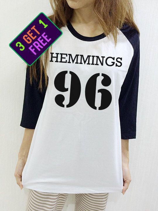 5sos Shirt Luke Hemmings 96 Dope Swag Hipster Unisex Baseball Men Women Funny 3/4 Raglan Long Sleeve by NaturalTeeM on Etsy https://www.etsy.com/listing/246887638/5sos-shirt-luke-hemmings-96-dope-swag
