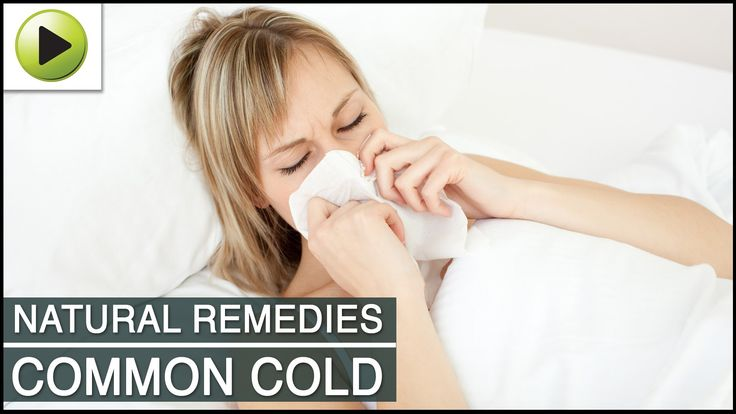 Common Cold - Natural Ayurvedic Home Remedies