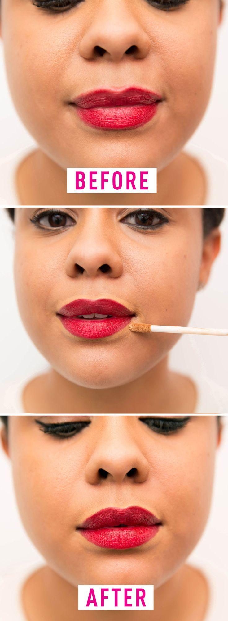 18 Genius Hacks for Fixing Makeup Mistakes Every Woman Makes -Cosmopolitan.com