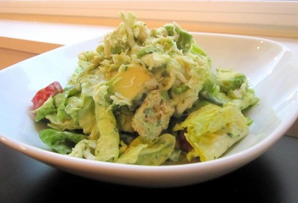Avocado And Crab Salad Recipes — Dishmaps