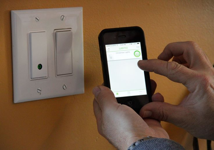 Green Energy Futures gift idea #2 - The Belkin wireless, programmable lightswitch. Great for the Christmas lights, programmable from your phone, easy to use! See video/blog: http://www.greenenergyfutures.ca/episode/91-green-gift-guide