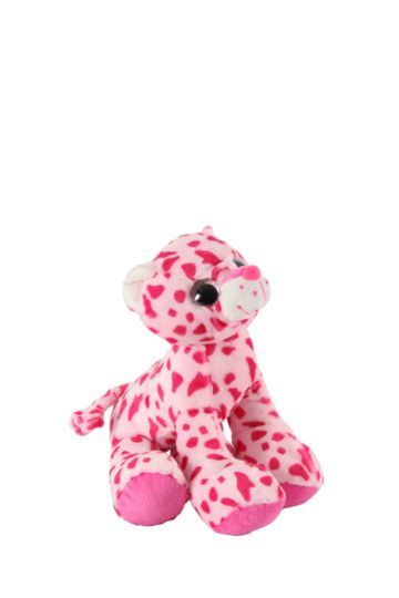 Cleo The Cheetah Soft Toy