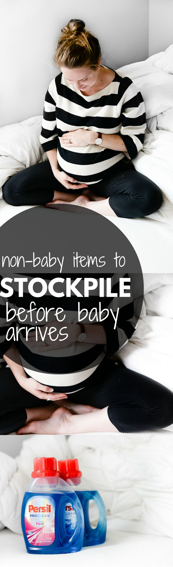 Stockpiled: What We're Stocking Up On Before Baby Arrives