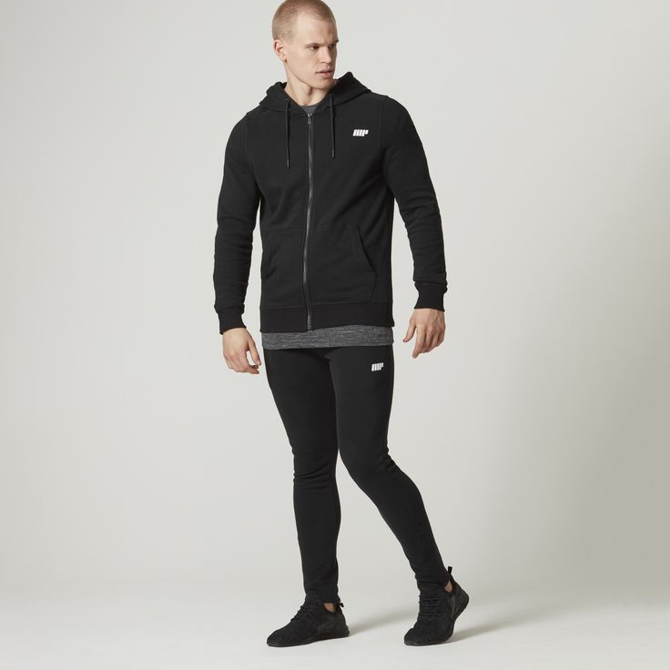 Men's Tru-Fit Full Zip Hoodie | Myprotein.com