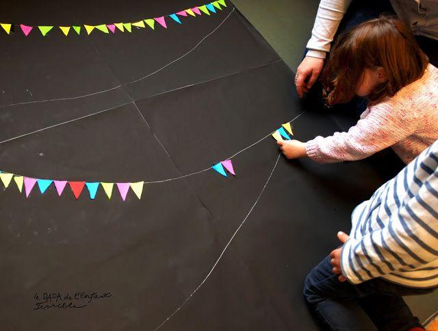 Le DADA de l'Enfant Terrible: Les Enfants Terribles au cirque!