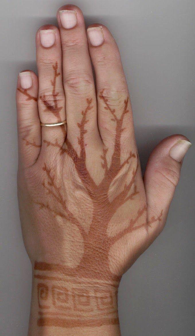 Light uv tattoos henna tattoo for - Henna Creative Tattoo Ideas For Men Arm Henna Tattoo For Men Design Henna Angel Tattoos