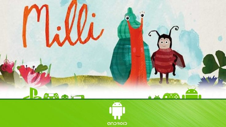 Milli the small snail - First Look (Android Gameplay)