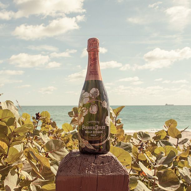 Let us be lazy in everything except beauty and refinement. #perrierjouet #designmiami #champagne Please Drink Responsibly