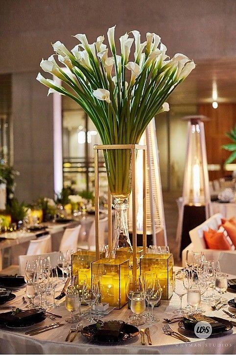 Best calla centerpiece ideas on pinterest lily