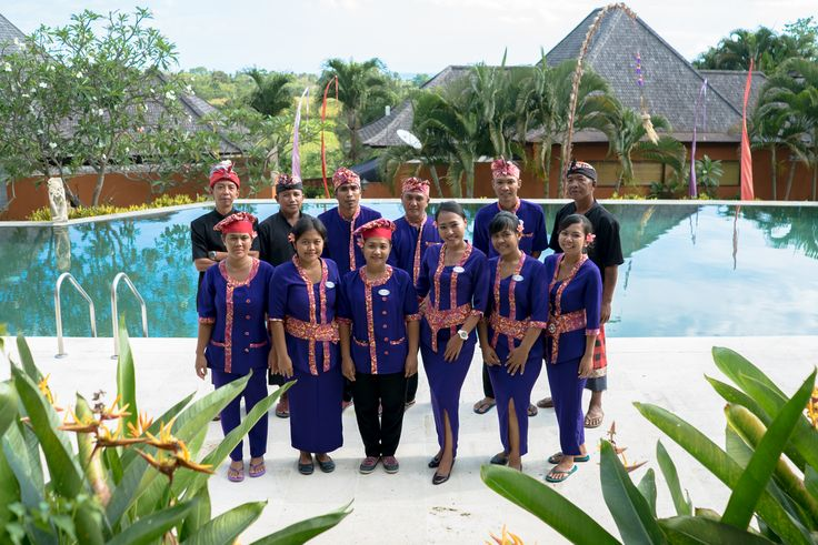 Our Sahaja Sawah Family, Luxury Bali Resort, Dream holiday