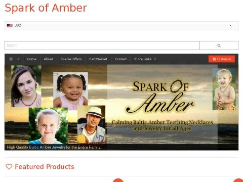 Welcome to SparkofAmber.com. We hope you find something beautiful that delights you! We sell authentic, stunning natural Baltic Amber Teething Necklaces and bracelets. We also sell calming Baltic Amber earrings, pendants, bracelets, anklets, and rings from SparkofAmber. Only purchase from the best! At SparkofAmber.com, we bring you the best Amber from Lithuania and the Baltic region!