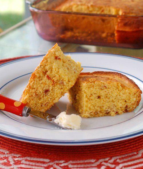 Cajun Cornbread Recipe, Sweet