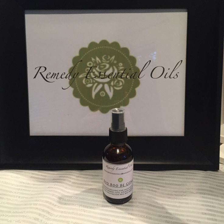 Boo Boo Be Gone All Natural Essential Oil Spray for Cuts, Scrapes, Bug Bites, and Burns by RemedyEssentialOils on Etsy https://www.etsy.com/listing/258787947/boo-boo-be-gone-all-natural-essential