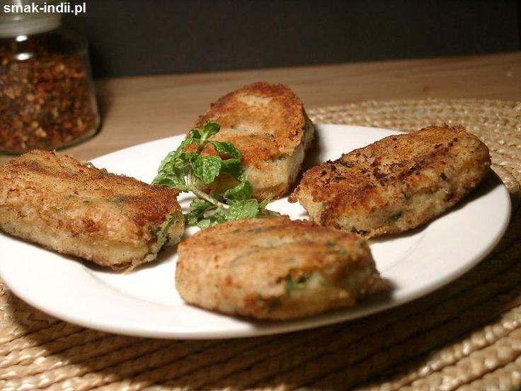 Smakowite kotleciki z soczewicy masoor dal są pożywną przekąską kuchni indyjskiej. Wypróbuj łatwy przepis.