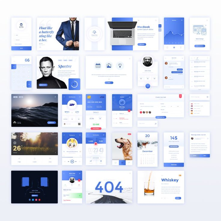 Daily UI 30 Elements
