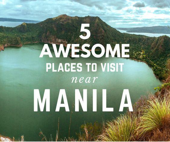 5 Awesome Places to Visit Near Manila Philippines - illumelation.com