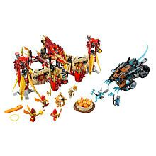LEGO Legends of Chima Flying Phoenix Fire Temple (70146)