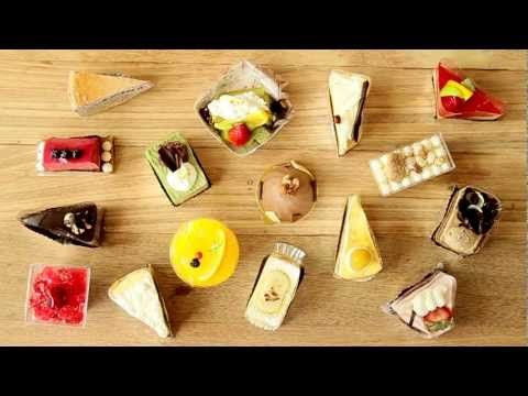Patisserie Mori Osaka; Waltz of Cakes - YouTube