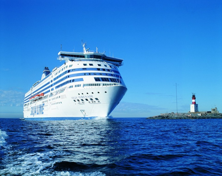 silja line - ferry between Sweden/Finland