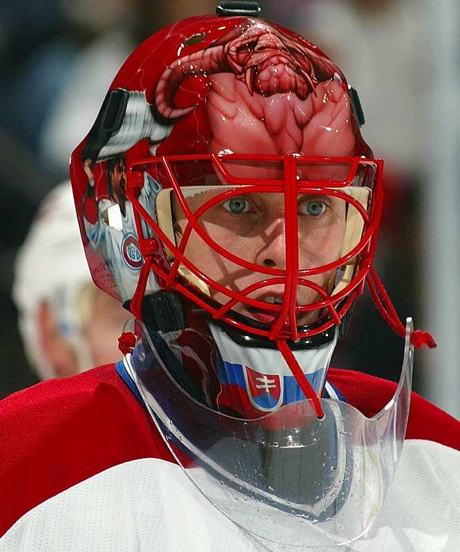 NHL Goalie Masks By Team   SIKIDS.com - Photo Gallery - NHL Goalie Masks