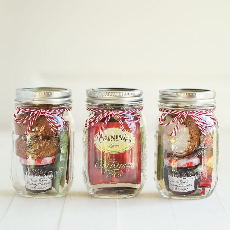 Mason Jar Tea Time | Thirsty For Tea