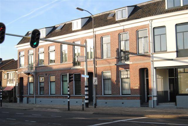 Restauratie pand door Bouwbedrijf de Jong.