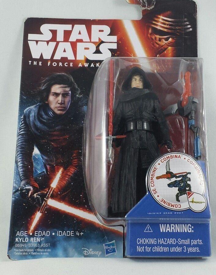 """Star Wars The Force Awakens 3.75/"""" Figure Kylo Ren"""