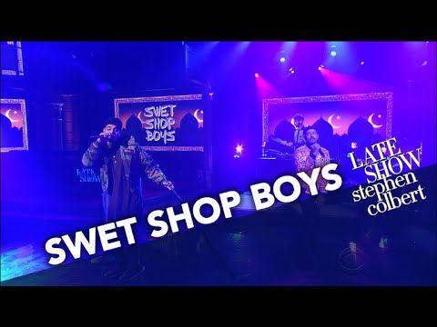 """The hip-hop group consisting of Riz MC, Heems and Redinho lay down a track from their album 'Cashmere.' Subscribe To """"The Late Show"""" Channel HERE: http://bit..."""