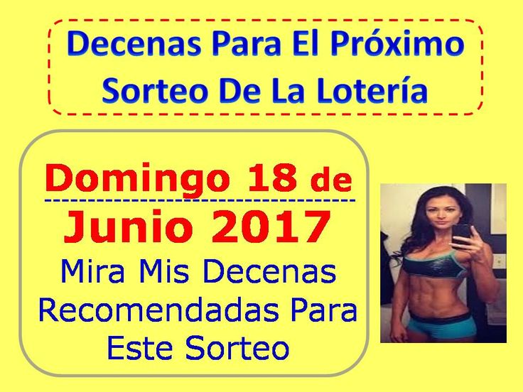 ► https://www.youtube.com/watch?v=4lNzfwGw1UM ◄ Piramide de la Suerte Decenas Sorteo Domingo 18 de Junio 2017 Loteria Nacional Domingo 18 Junio 2017