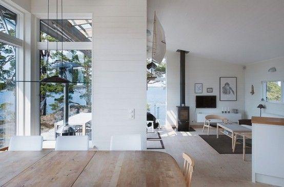 A beautiful swedish summerhouse