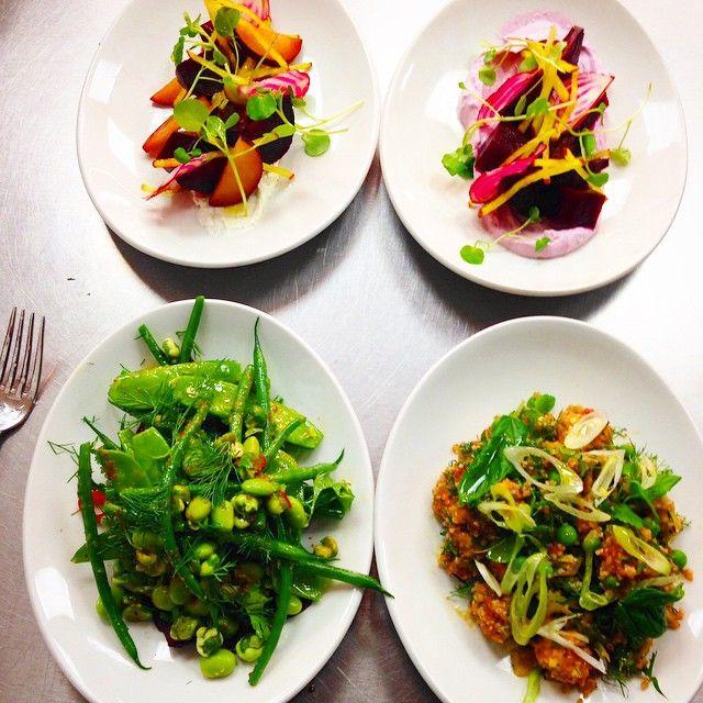 New salads for Xmas! (Via Instagram/Sami_Tamimi)