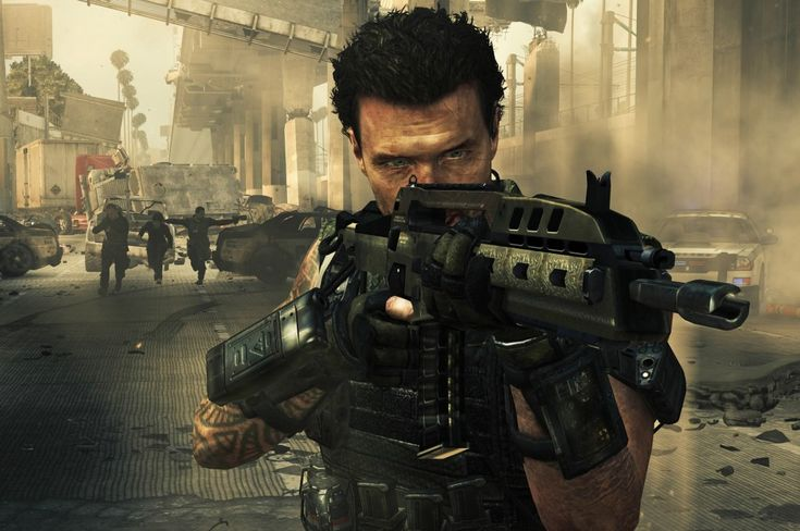 Call Of Duty: Black Ops 2 Gets 'Villain' Trailer