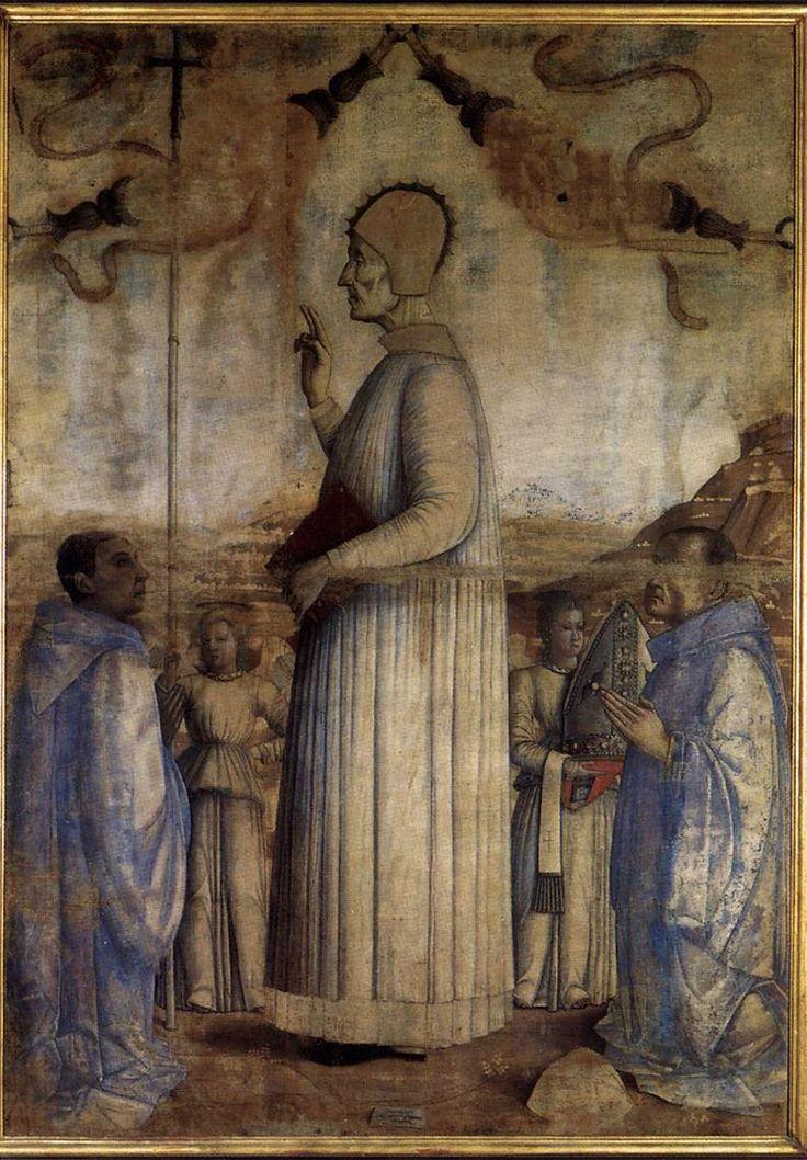 Gentile bellini, Blessed Lorenzo Giustiniani.jpg