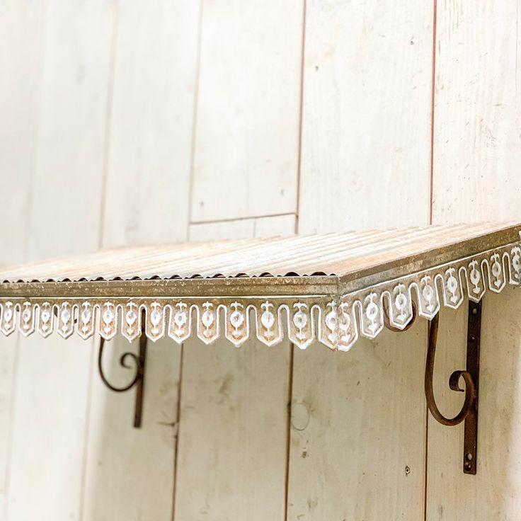 Tin Awning Scallop Edge Door Awning Farmhouse Decor Window ...
