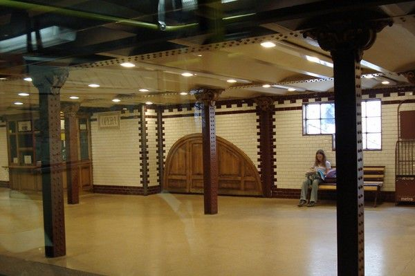 Station Opera budapest