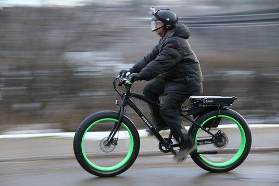 Pedego e-bike