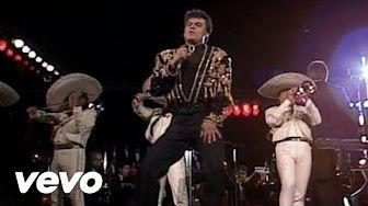 Juan Gabriel - Se Me Olvidó Otra Vez ft. Marco Antonio Solís - YouTube