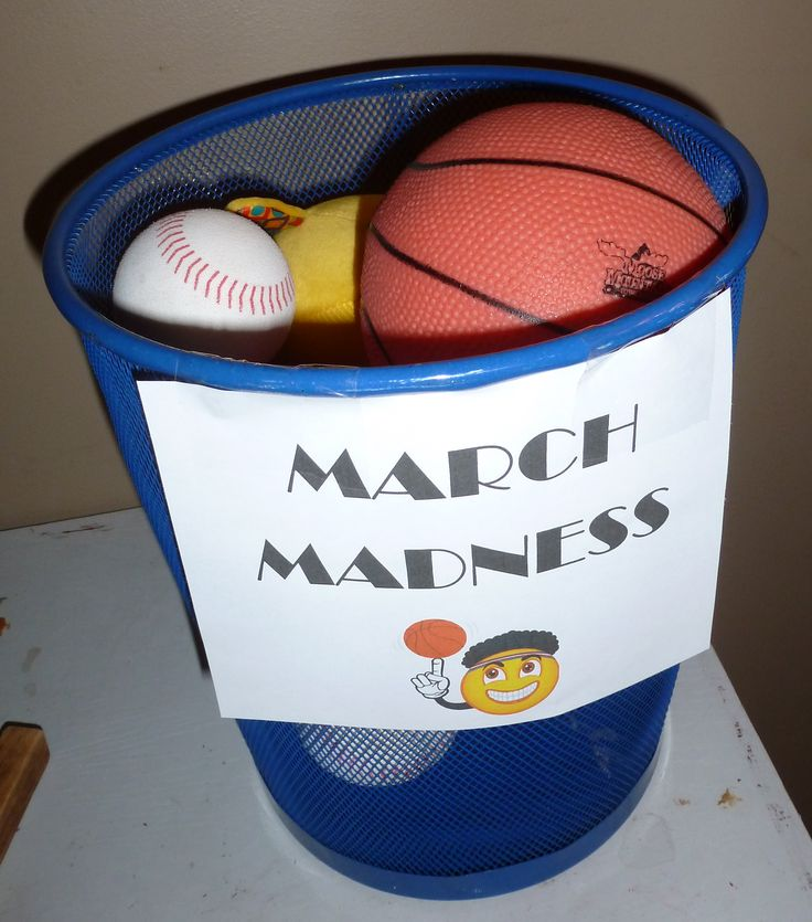 Notes from a Novice Primary Music Leader: March Madness - 3/24 Singing Time