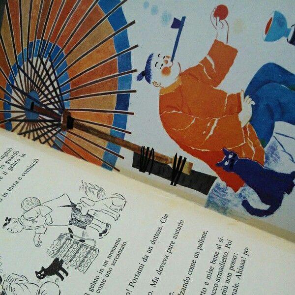 il più bel #libro mai scritto #cioncionblu #pinincarpi