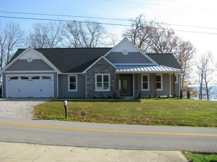 Mascord Plan 1144B - The Riverton | Dream Home | Pinterest