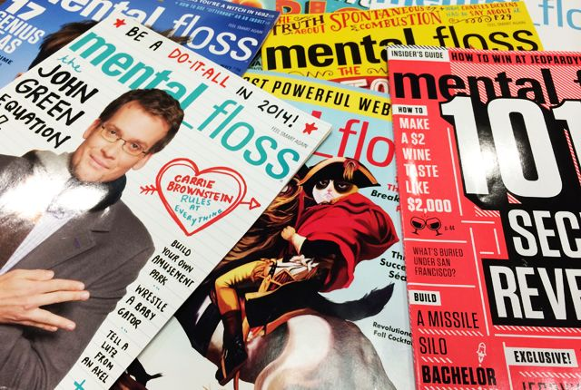 Do you want to work for us?  mental_floss Magazine is Seeking an Editorial Fellow | Mental Floss