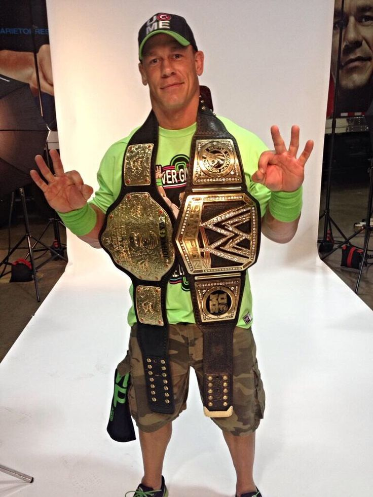A great shot of the 15 time champion, John cena. # ...John Cena Wwe Champion 2013 Champ Is Here