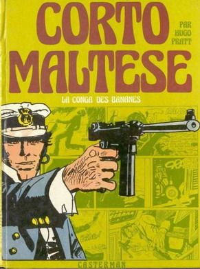 Archives Hugo Pratt - Corto Maltese France Bang!