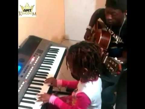 "Art King.045 ""senalda"" ~ Upcoming Pianist from Tanzania, Dar es salaam"