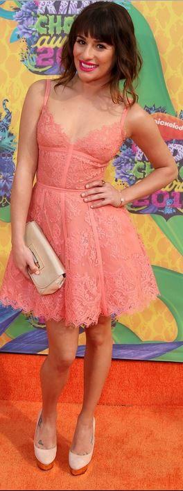http://rrtruefashion.com/ Sunday's Feature: Nickelodeon Kid's Choice Awards 2014