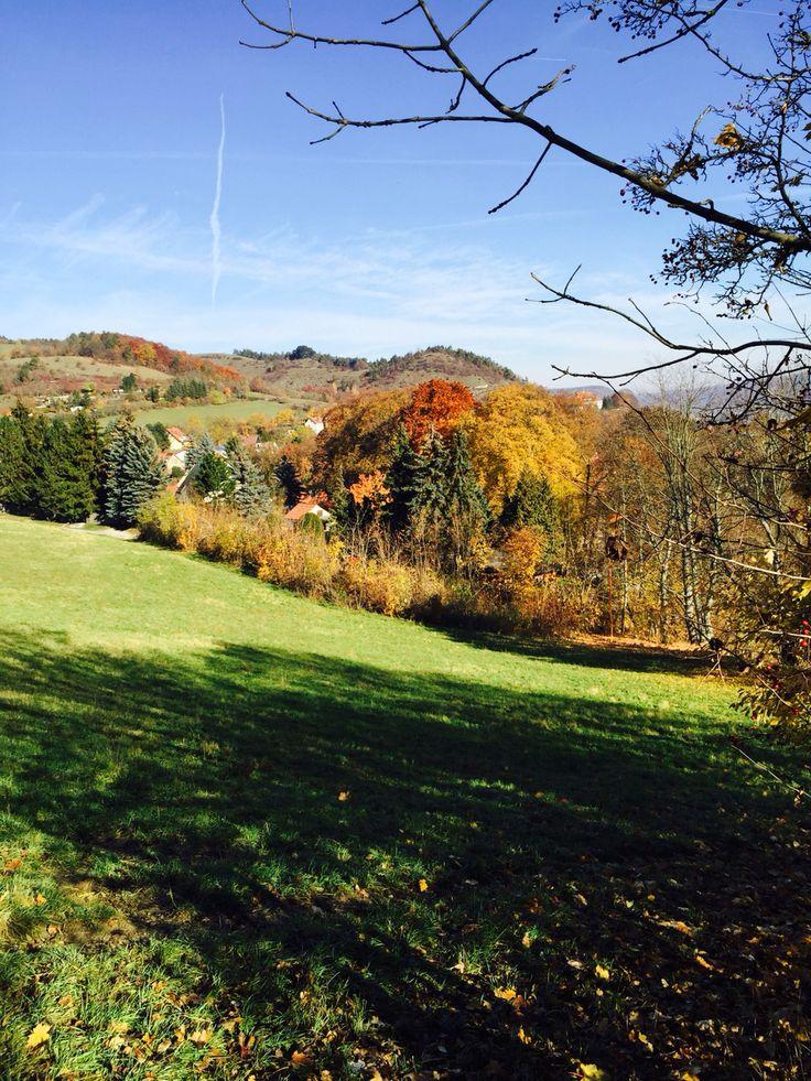 Herbstfarben, Jena