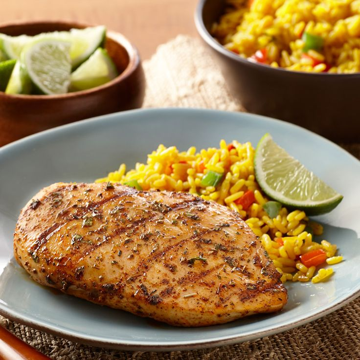 Try this terrific spice blend that imparts the robust flavor of the Southwest in marinated grilled chicken.