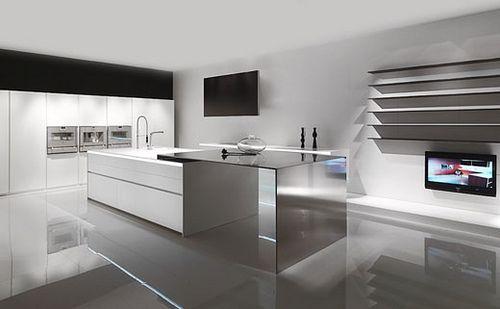 modern... #kitchen