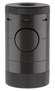 XIKAR Volta Tabletop Cigar Lighter in Black Finish