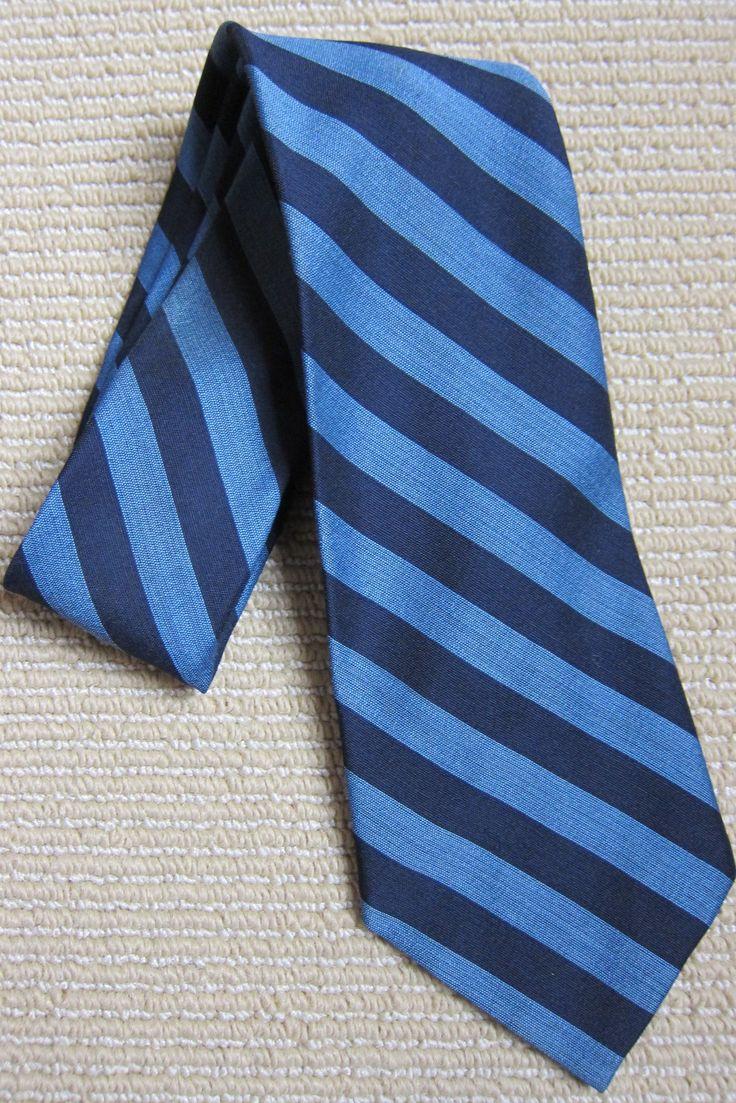 Vintage 1970s Sir Suave + Stripe Tie